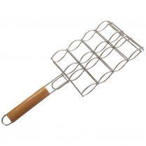 Griglia in acciaio inox 304 per pannocchie